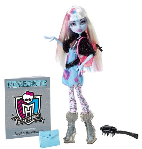 Toy Zany Monster High Picture Day Abbey bominable Puppe
