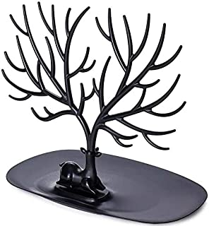 tree shape organizer and holder for men jewelry and accessories