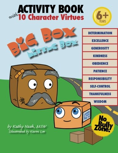 Big Box, Little Box: Activity Book: 10 Character Virtues