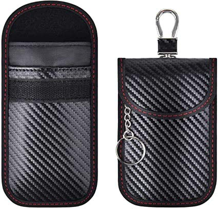 2x Car Key Pouch, Car Keys Holde...