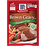 McCormick Gluten Free Brown Gravy Mix, 0.88 oz