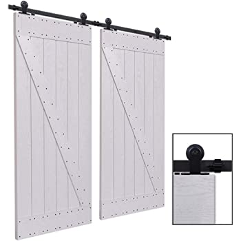 CCJH 9FT-274.5cm Herraje para Puertas Kit de Accesorios para ...