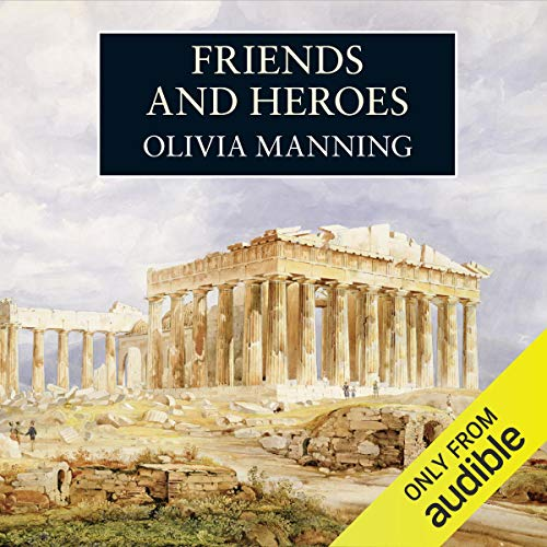 Friends and Heroes cover art