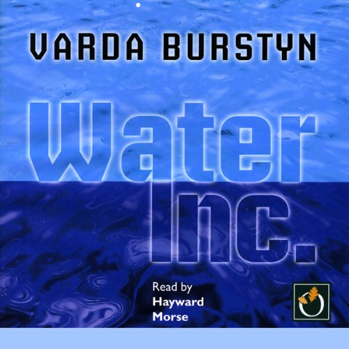 Water Inc. audiobook cover art