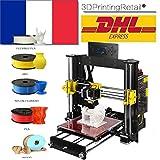 CTC A8 DIY Imprimante 3D Prusa I3 Pro B Kit Prusa I3 de 3D Imprimantes
