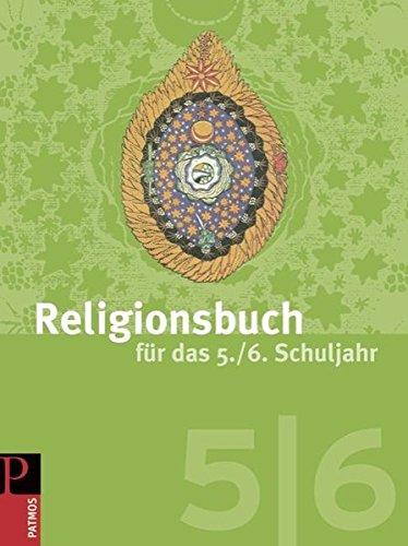 Religionsbuch (Patmos) - Sekundarstufe I: 5./6. Schuljahr - Schülerbuch