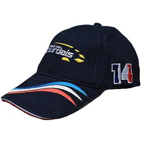 Toro Rosso Casquette Formula One 1 F1 Bourdais 14 Bleu