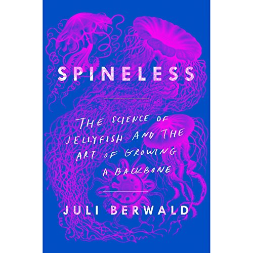 Spineless audiobook cover art