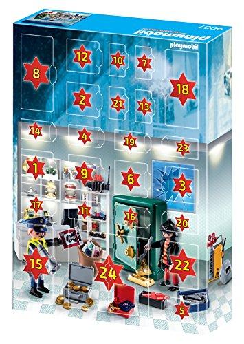 PLAYMOBIL Calendario de Adviento Playset (9007)