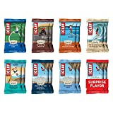 CLIF BARS - Energy Bars - Best Sellers Variety Pack- Made with Organic Oats - Plant Based - Vegetarian Food- Care Package - Kosher (2.4 Ounce Protein Bars, 16 Count) Packaging & Assortment May Vary