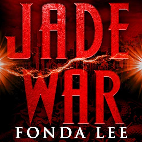 Jade War audiobook cover art