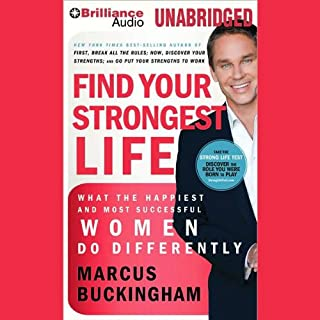 Find Your Strongest Life cover art