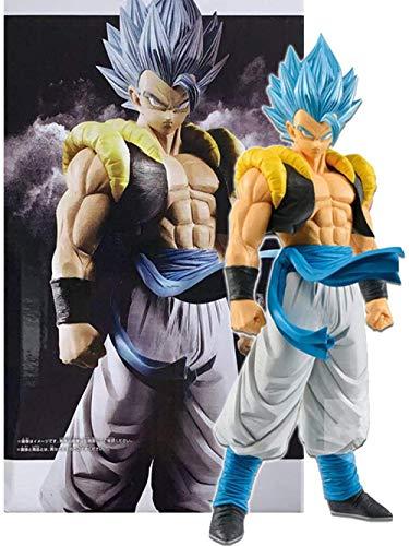 Dragon Ball Super DBZ GOGETA SSJ Grandista Ros Figuras de acción 27cm PVC Dragon Ball Z Anime Dios GOGEGA Goku Vegeta Figura Toy