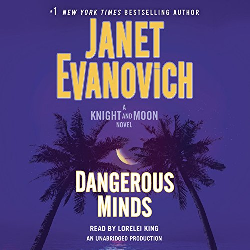 Dangerous Minds audiobook cover art