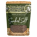 Artisan Salt Company Yakima Applewood Smoked Sea Salt, Zip-Top Pouch, 3 Ounce