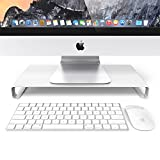Desire2 View My Screen At Home Aluminium Riser Stand For iMac, Macbook, Laptop,...