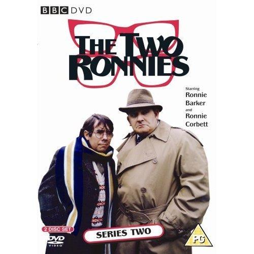 The Two Ronnies - Series Two - 2-DVD Set ( he Two Ronnies - Series 2 ) [ Origine UK, Nessuna Lingua Italiana ]