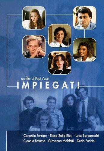 Impiegati [Italia] [DVD]