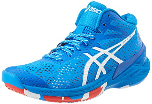 ASICS Damen Sky Elite Ff Mt L.e. Leichtathletik-Schuh, Elektrisches Blau/Weiss, 39 EU