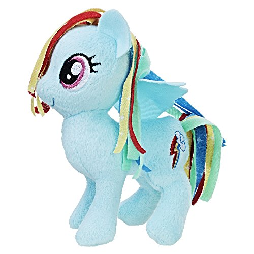 My Little Pony Friendship is Magic Rainbow Dash Small Plush