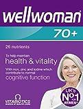 Vitabiotics   Wellwoman 70+ Tablets   1 x 30s