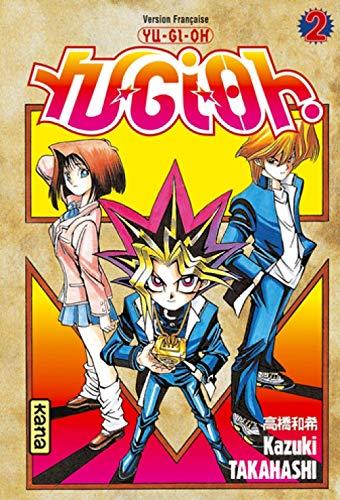 Yu-Gi-Oh ! Tome 2