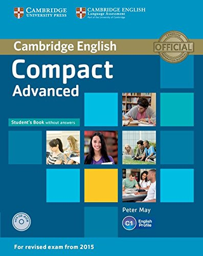 Compact Advanced Student's Book + CD [Lingua inglese]
