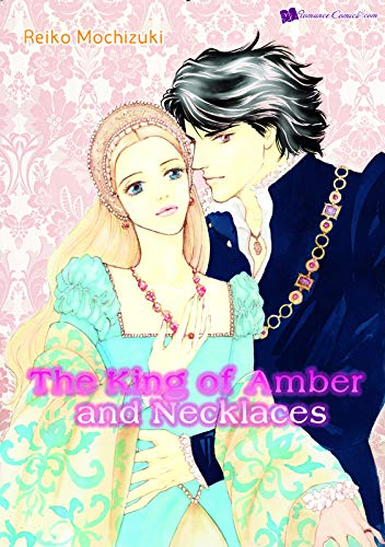 The King of Amber and Necklaces: Romance comics (English Edition)