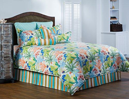 Victor Mill Island Breeze Comforter Set, Queen