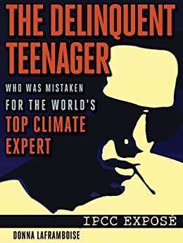 The Delinquent Teenager Who Was Mistaken for the World's Top Climate Expert by [Donna Laframboise]