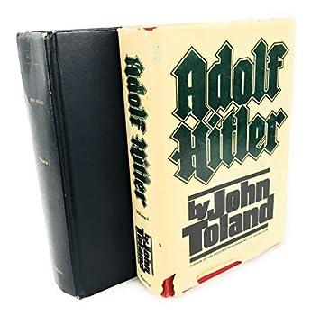 Hardcover ADOLF HITLER Volume I and Volume II Book