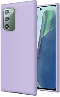 RZANTS Vloeibare siliconen hoes compatibel met Samsung Galaxy S20 FE, Full Body Protection Shockproof Cover Case Drop Prot...