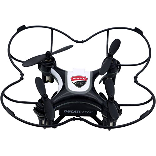Ducati Corse- Mini Drone a Tre velocità Flip & Rolls con Paraeliche...