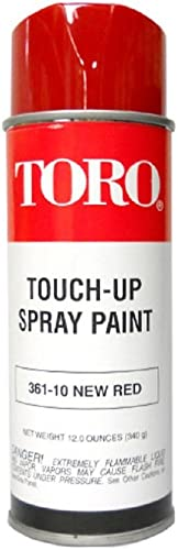 high quality Toro 361-10 Touch-Up Spray Paint online - New 2021 Red sale