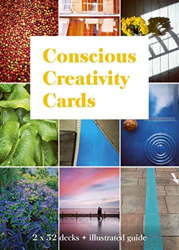 Conscious Creativity Cards: Chance. Spark. Play.