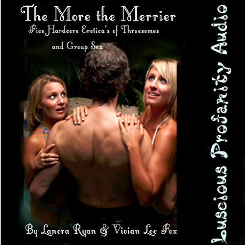 The More the Merrier audiobook cover art