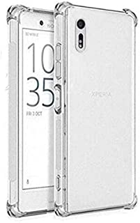 Xperia XZ/XZs SO-01J SO-03J SOV34 SOV35protective case Transparent TPU Protective case Lightweight and Thin Shell Shockpro...