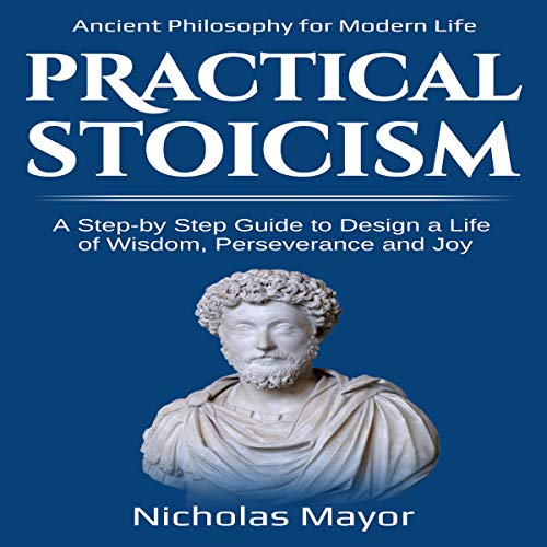 Practical Stoicism audiobook cover art