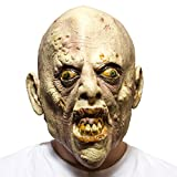Freckle Scary Adult Mask - Unique Creepy Halloween Mask Design - Realistic Face Costumes - Scariest Masks Ever For A Fun Halloween - Adults Horror Costume Pure Evil - Killer Clown (Scumpox Mask)