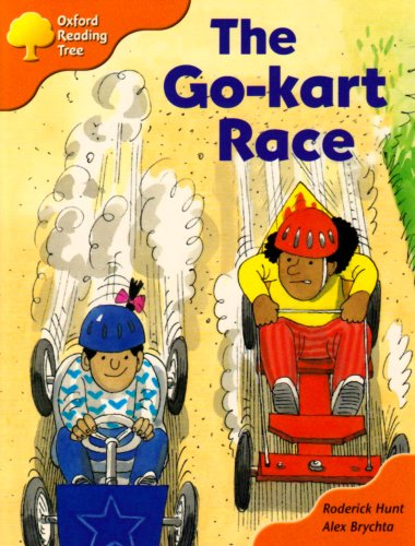 Oxford Reading Tree: Stage 6: More Storybooks A: the Go-kart Raceの詳細を見る