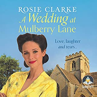 A Wedding at Mulberry Lane cover art