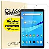 XunyLyee [2 Piezas] Protector de Pantalla Compatible Con Lenovo Tab M8 (3rd Gen), Cristal Templado Film para Lenovo Tab M8 HD (2. Gen)/ Lenovo Smart Tab M8 / Tab M8 FHD (8 Pulgadas)