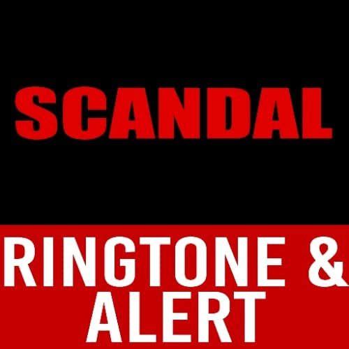 Scandal Theme music Ringtone and Alert