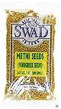 Swad Fenugreek (Methi) Seeds 7oz- Indian Grocery,spice