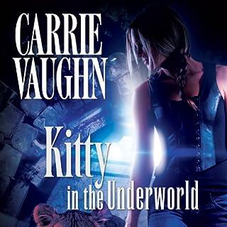 Kitty in the Underworld audiobook cover art