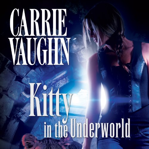 Kitty in the Underworld audiobook cover art