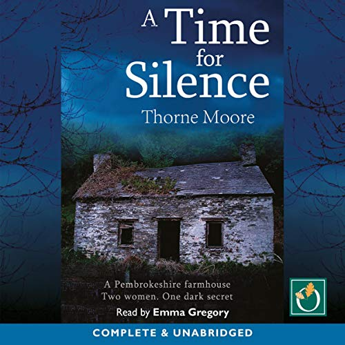 A Time for Silence audiobook cover art