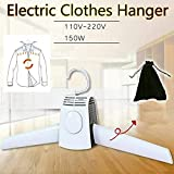 Prakal Electric Clothes Smart Hang Clothes Dryer Portable Outdoor Travel Mini Folding Available