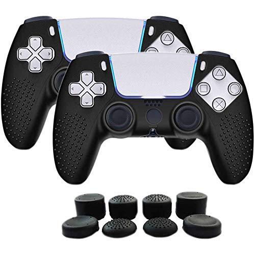 Aosai PS5 DualSense Controller Skin, Studded...