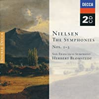 Nielsen: Symphonies no 1-3 / Blomstedt, San Francisco Symphony Orchestra by Blomstedt/San Francisco Symphony (1999-10-12)